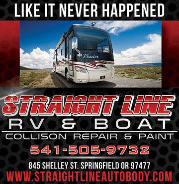Straight Line RV & Boat