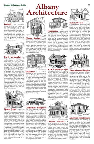 Albany-Architecture