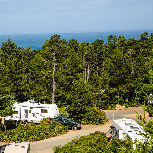 Thousand trails in oregon for Pacific city oregon cabins