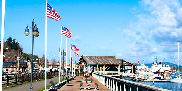 Coos-Bay-boardwalk-by-Sheila-Sund