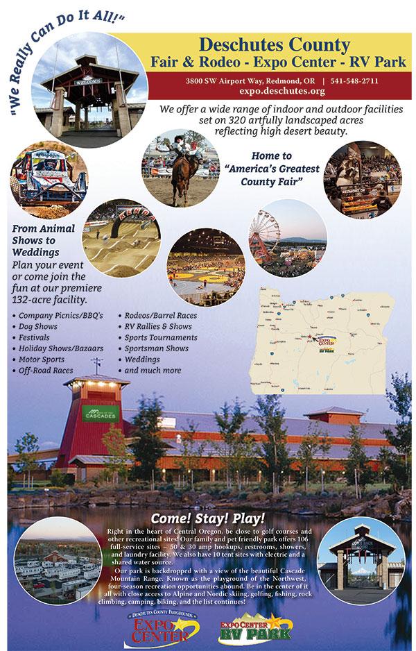Deschutes County Fair Amp Rodeo Expo Center Rv Park