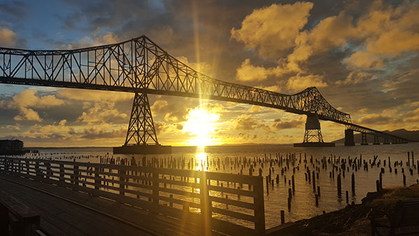Astoria-Megler-Bridge-at-Sunset-courtesy-of-Oregon-Department-of-Transportation